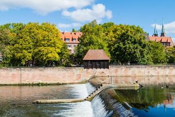 Pegnitzpromenade Nürnberg