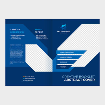 Cover design, creative layout of the magazine page, booklet, catalog, cover layout of the company's annual report