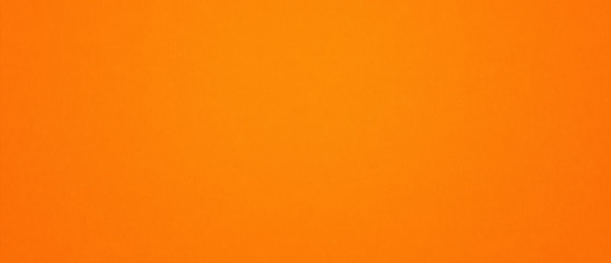 Orange paper texture background banner