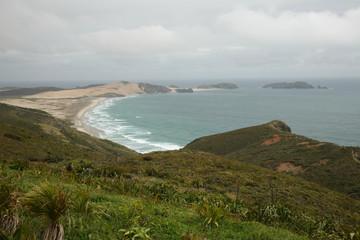 Nowa Zelandia ,Wyspa Północna Przylądek Reigna