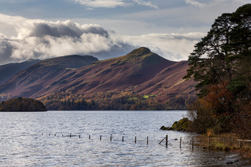 Catbells from Friars Crag