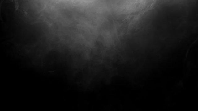 gray somoke photo overlay, fog photo overlay
