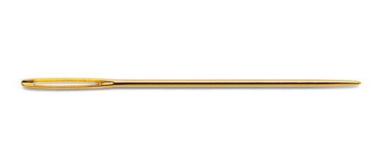 Gold Needle