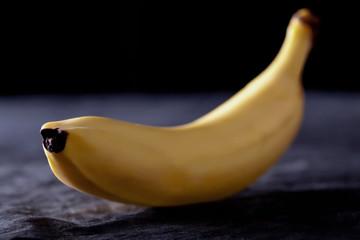 Banana, close up