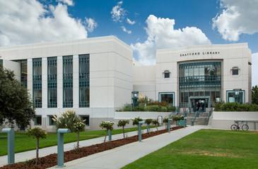 Shatford Library at Pasadena City College
