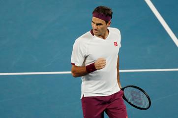 Tennis - Australian Open - Fourth Round