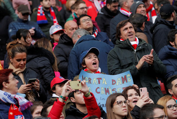 La Liga Santander - Atletico Madrid v Leganes