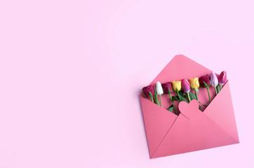 Fototapete - Seasonal greeting card