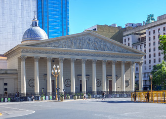 Argentina, classical architecture and tradition