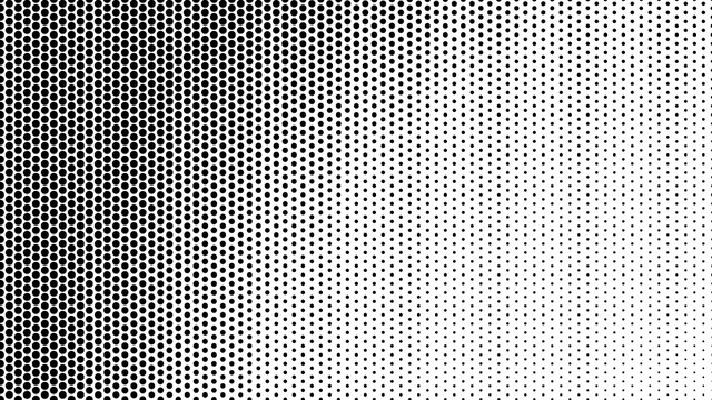 Halftone dotted background. Halftone effect vector pattern. Circle dots isolated on the white background..