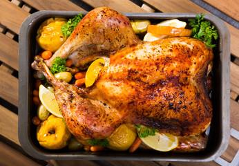 Image of baked turkey