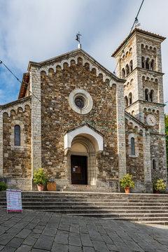 Church in Castellina in Chianti