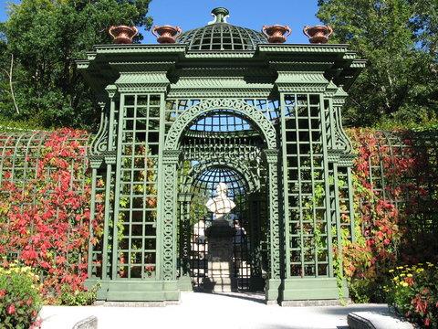 Gartenpavillon Schloss Linderhof