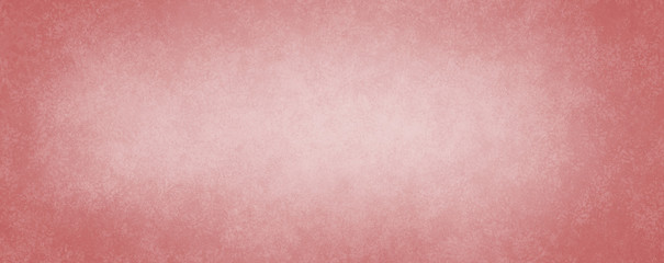 Wall Mural - old paper, soft white center on pastel pink background, faint vintage texture