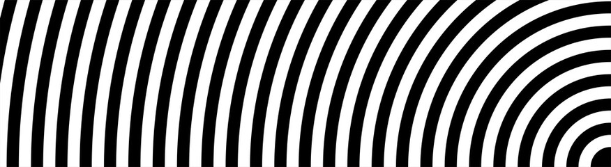 abstract black and white with line art background