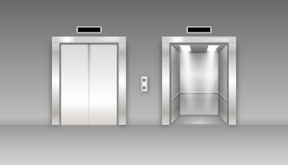 Modern passenger elevators