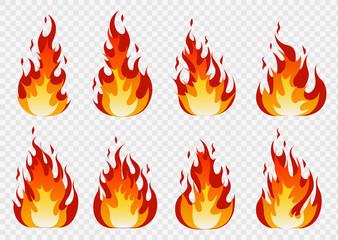 Fire Flames Se