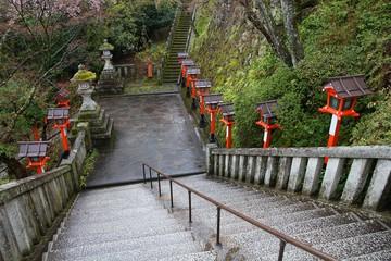 Wall Mural - Japanese landmark