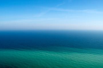 Ostsee und Himmel