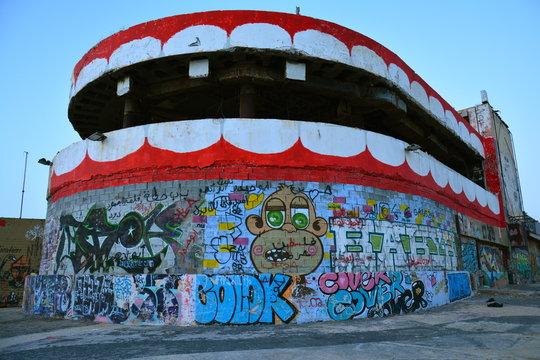 Street Art Tel Aviv Israël