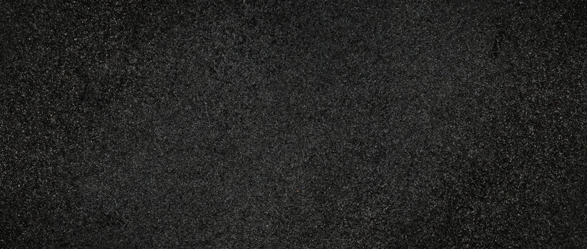 asphalt surface grunge panoramic top view
