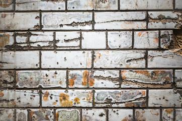 White Brick Grunge
