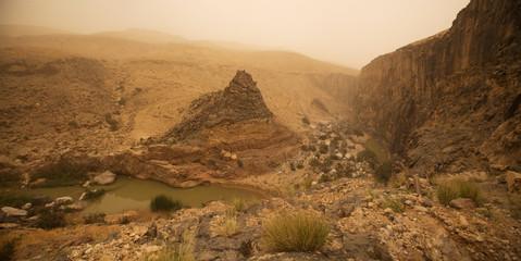 Wadi Hidan Jordan 1