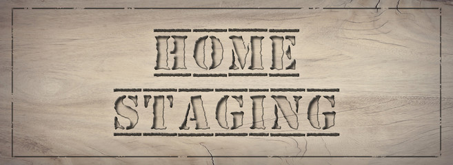 Home staging web Sticker Button