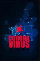 coronavirus en chine et france