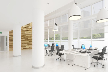 Modern Office Conception 02 (concept)