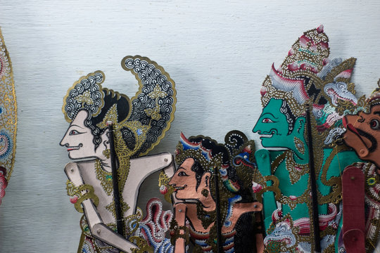 Wayang Kulit - Wayang kulit is a traditional performing  of puppet-play found in the cultures of Java, Bali, and Lombok.