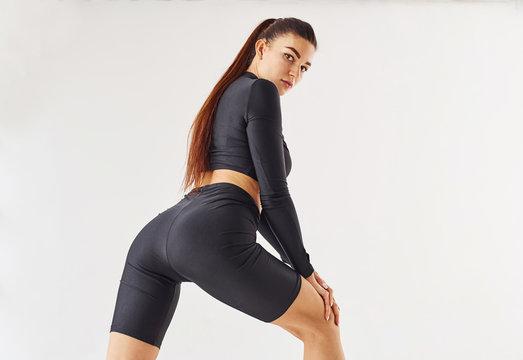 In leggings twerken HOTTEST Girls