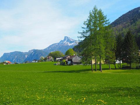 Salzkammergut - St. Lorenz am Mondsee
