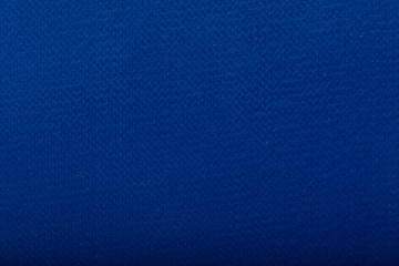blue fabric texture. Useful as background for design-works