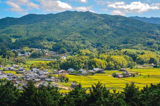 奈良県の明日香村