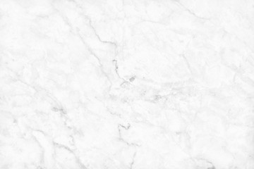 White gray marble texture background with high resolution, counter top view of natural tiles stone in seamless glitter pattern and luxurious.