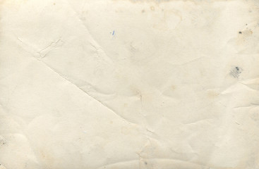 photo texture of old paper in white hue