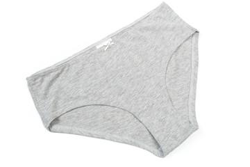 Female panties  isolated over white background- Image
