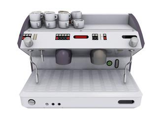 Cappuccino Maschine, Freisteller