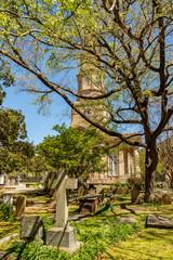 Cemetery of St. Phillips Church in Charleston, South Carolina