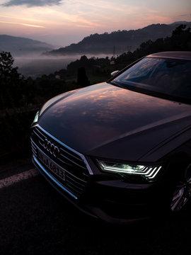 Audi A6 Sedan Business Limousine
