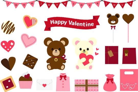 バレンタイン セット