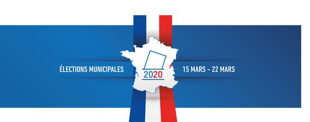 élections municipales en france - 2020