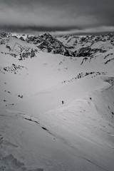 Kleinwalsertal skitouring