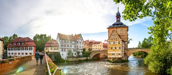 Altes Rathaus, Bamberg, Deutschland  Fotomurales