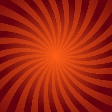 Sun ray retro vector illustration; background. Abstract radiate texture.