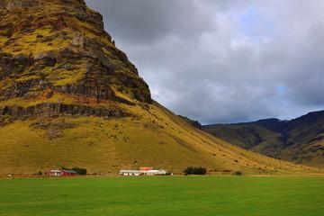 Wall Mural - Icelandic landscape