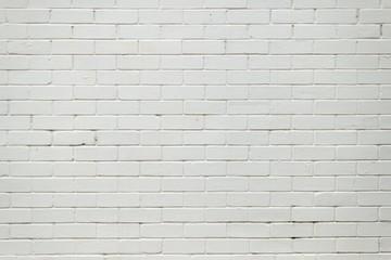 Full Frame Shot Of White Brick Wall