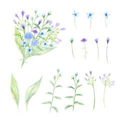 花束 花素材セット