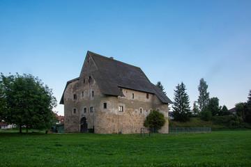 Jagdschloss Entenburg in Donaueschingen im Schwarzwald / Deutschland